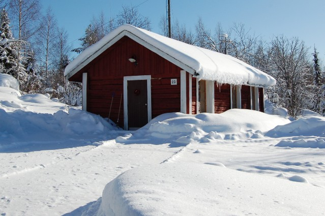 Cottage Röykkölä for winter use